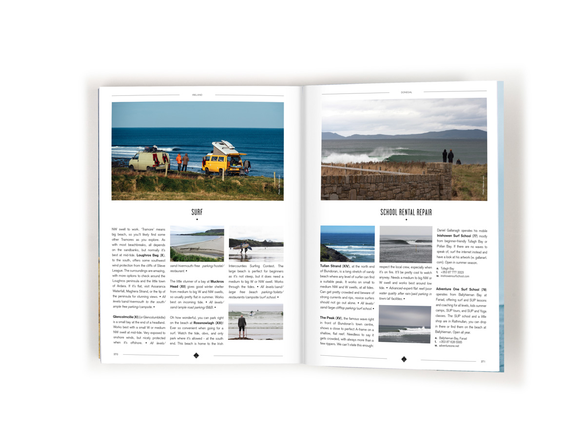 I Love the Seaside Surf & Travel Guide to Great Britain & Ireland